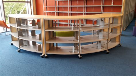 bci bci modern library furniture used in 50m school
