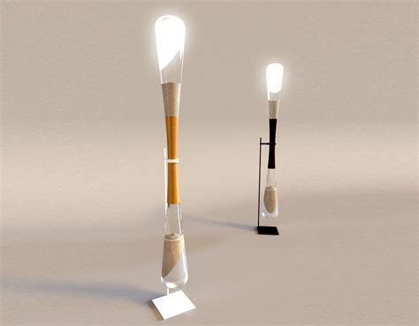 Light Sand by Danielle Trofe S Hourglass Led Ls Use The Kinetic Power