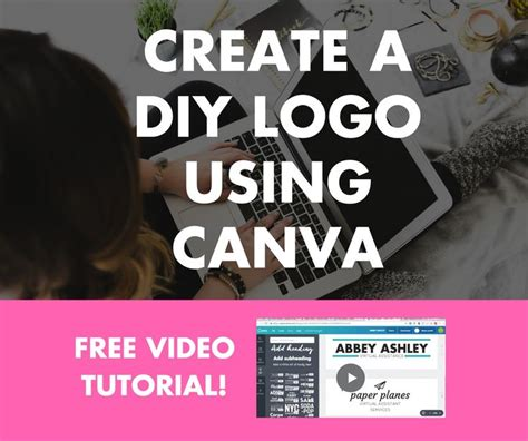 design logo in canva 25 best ideas about make your own logo on pinterest