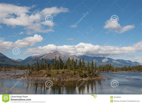 another summer the yellowstone park and alaska classic reprint books slana slough in summer stock images image 36108594
