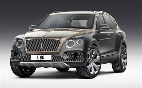 bentayga mulliner bentley unveils most expensive bentayga mulliner suv ahead