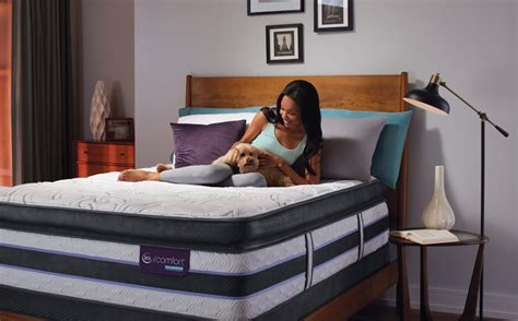 Simmons Icomfort Mattress by Serta Icomfort Hybrid Mattresses The Mattress Factory