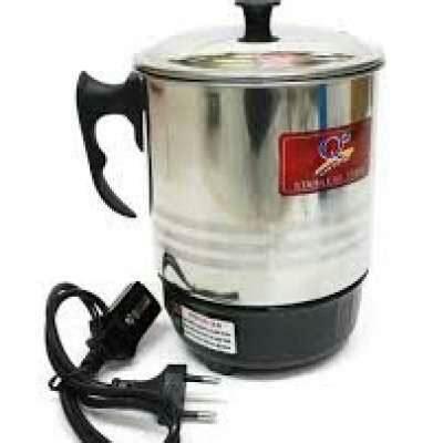 Teko Listrik Q2 mug listrik 13 cm teko listrik heater q2 elevenia