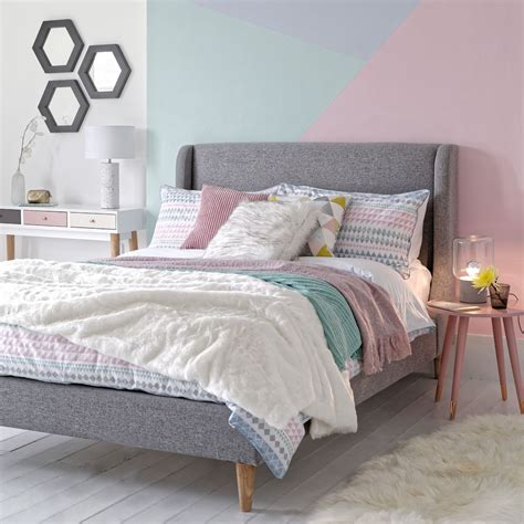 scandi bedroom how to create a simple scandi look with the ideal home