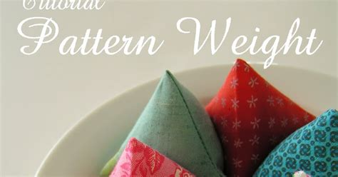 pattern weights by tea rose home tea rose home tutorial pattern weight with free pdf pattern