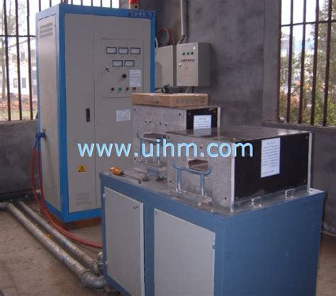induction heating using scr um 1500kw scr mf induction heating machine united induction heating machine limited of china