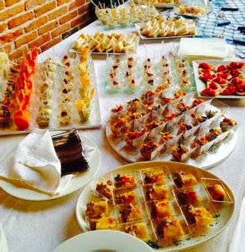 buffet a casa buffet di matrimonio in casa come prepararlo che nozze