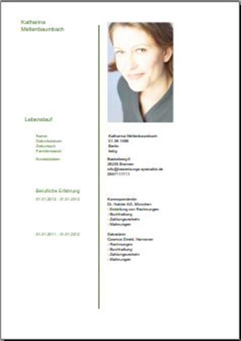 Lebenslauf Muster Rechtsanwaltsfachangestellte Bewerbungsvorlagen Als Rechtsanwaltsfachangestellte
