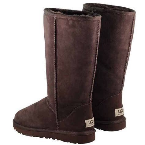 chocolate brown boots 39 ugg shoes classic chocolate brown ugg boots