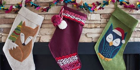 christmas stocking ideas 25 unique christmas stockings best cute diy ideas for