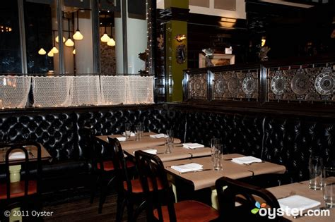 The Breslin Bar Dining Room New York Ny Lucky Magazine S Fashion News And Features Director Dishes
