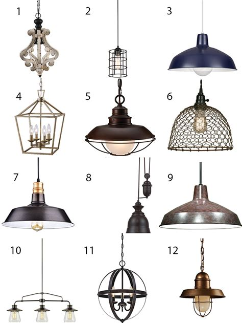 Ordinary Dining Room Pendant Light Fixtures #7: Farmhouse-Pendant-Lighting.jpg