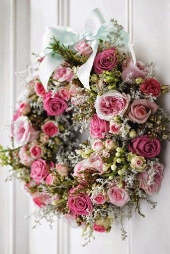 beautiful wreaths such a beautiful spring wreath flowers pinterest