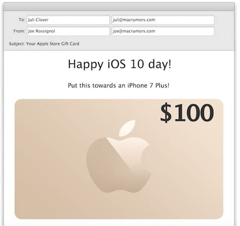 Www Apple Com Gift Cards - apple removes option to purchase gift cards by email update added back mac rumors