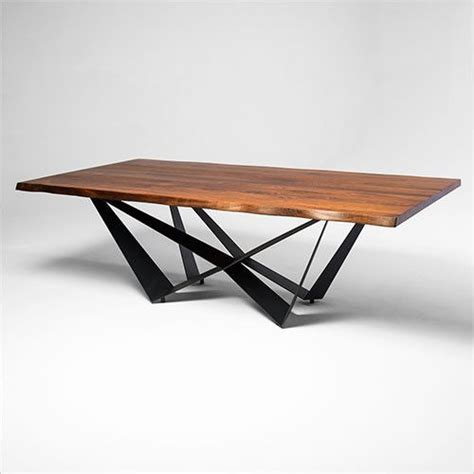 modern wood dining table 25 best ideas about modern dining table on