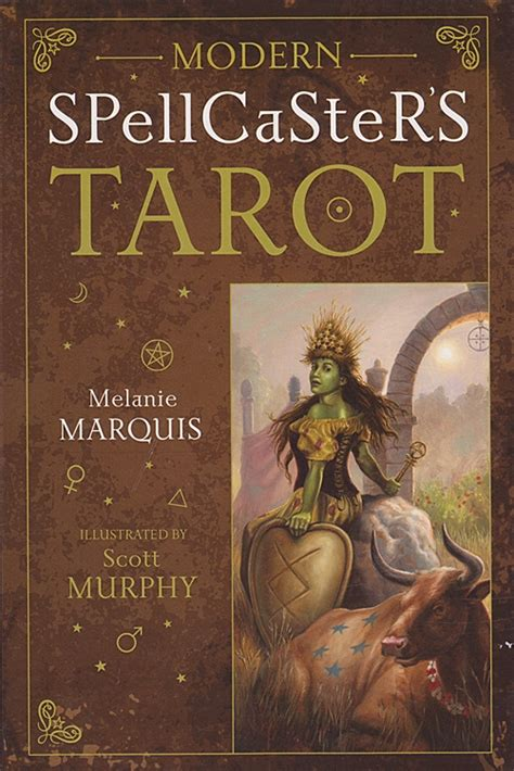 modern spellcasters tarot