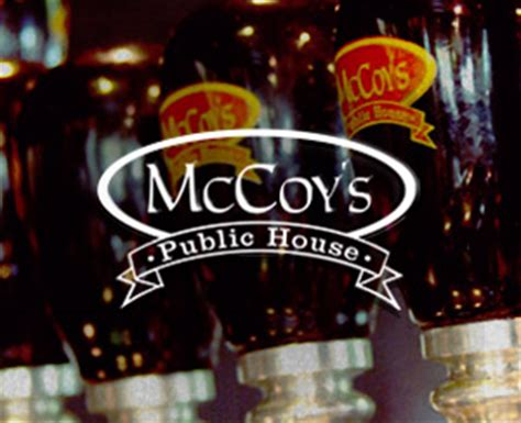 mccoys public house beer kc