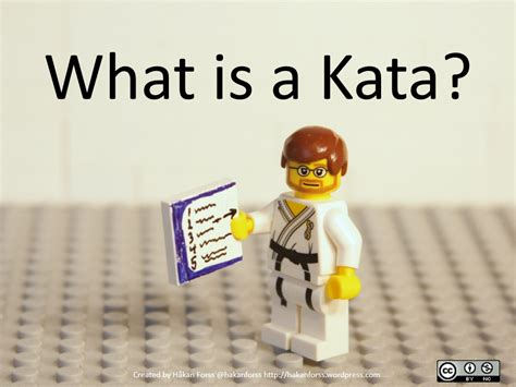 kata kata what is a kata hakan forss s blog