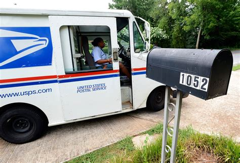 mail delivery the postman might not even ring once anymore nbc news