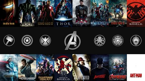 marvel film july 2015 marvel cinematic universe july 2015 edition by jexxero