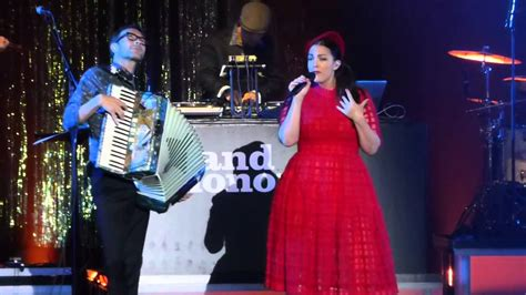 caro emerald tangled up live at plymouth pavilions 14th