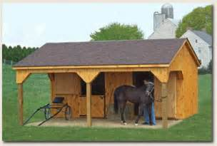 the run in shed