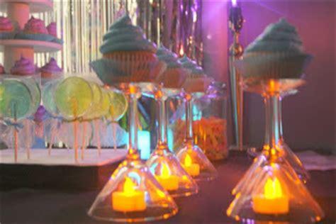 Tutu And Co Foxy Black Bracelet lollipops paper neon glow in the