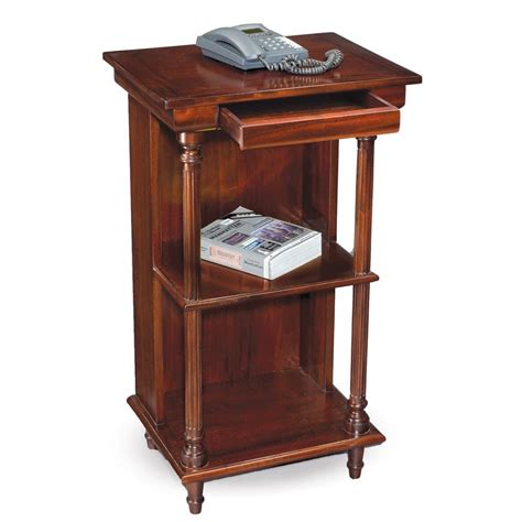 Cat Friendly Home Design telephone table stand side tables tables furniture