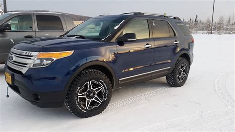 2016 ford explorer lifted lift kits for 5th explorer page 13 ford explorer