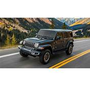 2018 Jeep Wrangler Sheds Weight Adds Tech And 20L Turbo
