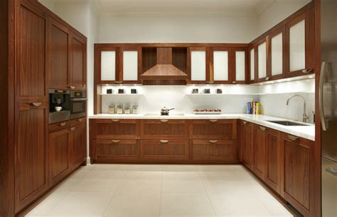 kitchen armoire custom kitchen cabinets in natural walnut plainfancycabinetry