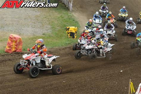 atv motocross racing ama atv motocross 8 unadilla race