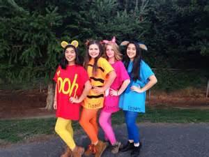 winnie pooh garderobe diy winnie the pooh and friends costume 15 each