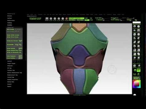 tutorial zbrush 4r5 1000 images about zbrush tips tricks on pinterest