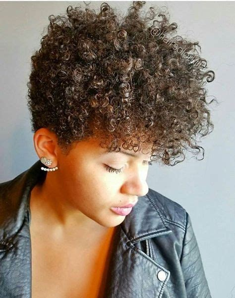 tapered curly weave style best 25 tapered natural hairstyles ideas on pinterest