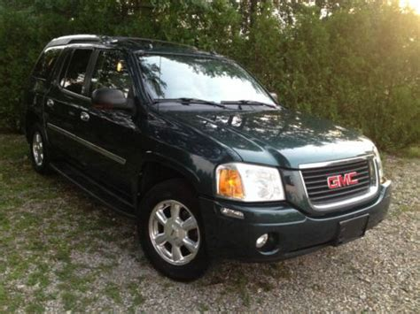 manual cars for sale 2005 gmc envoy xuv navigation system purchase used 2005 gmc envoy quot xuv quot rare pick up conversion pckge in levittown new york united
