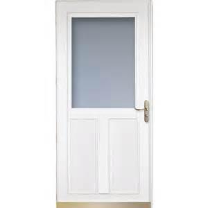 Lowes Awning Door Installation Larson Storm Doors Installation