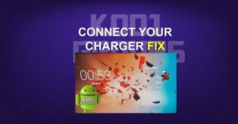 how do you fix your charger connect your charger fix