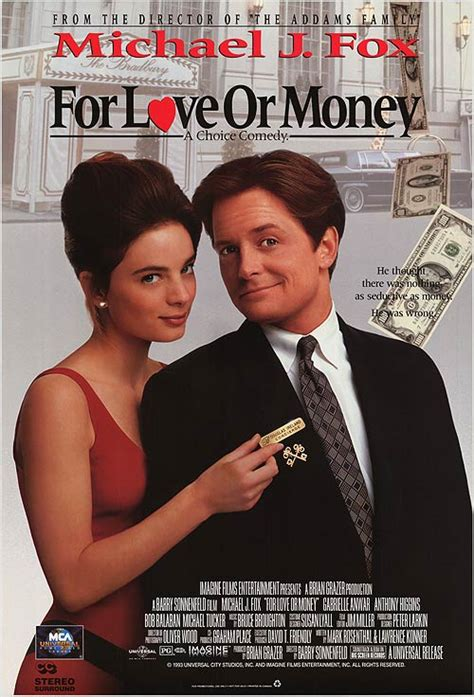 film love or money for love or money movie posters at movie poster warehouse