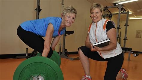 weight lifting women over 50 barbelles centre specialises in strength training for