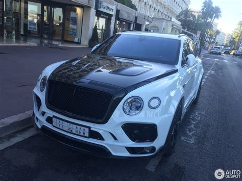 bentley bentayga engine mansory bentley bentayga spotted prior to debut