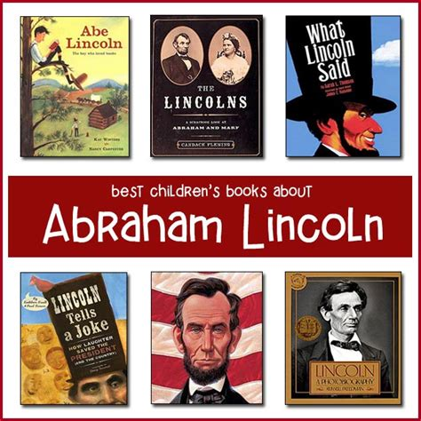 biography books best abraham lincoln biography books for kids