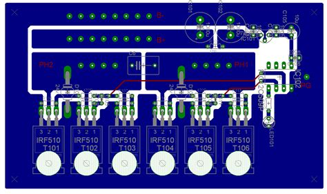 pcb design jobs home inverter no1 pcb layout