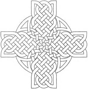 celtic coloring pages celtic design coloring mandala