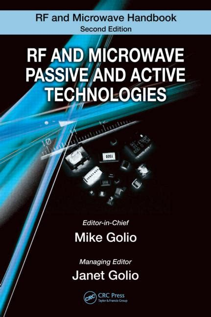 rf and microwave semiconductor device handbook books rf and microwave passive and active technologies crc