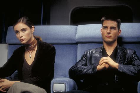 Tom Cruise Is Still by Pin Emmanuelle B 233 At Event Of Mission Impossible 1996