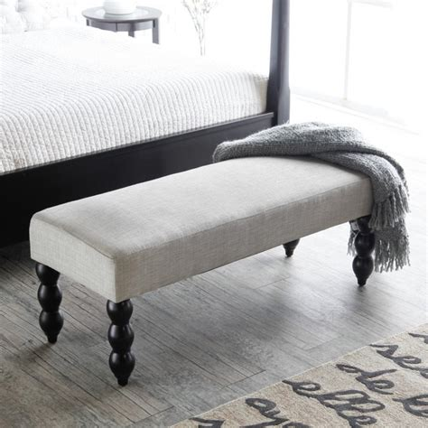 upholstered bench for bedroom modern upholstered storage bench for bedroom pic 14