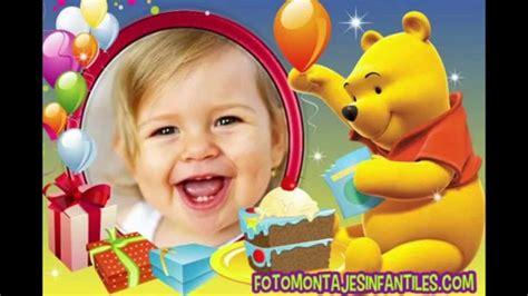 imagenes de winnie pooh feliz cumpleaños tarjetas de cumplea 241 os de winnie pooh youtube