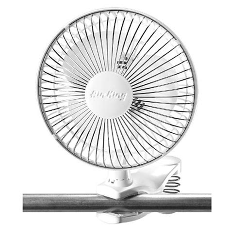 clip on fan for bed grow room equipment for beginners weedist