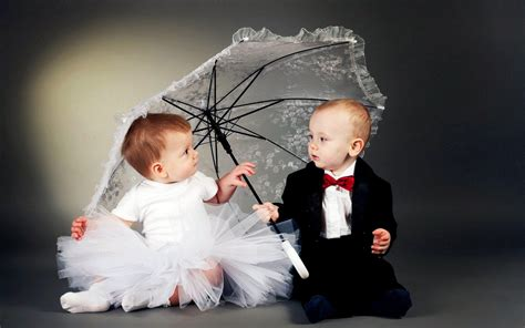 Wallpaper Of Cute Baby Couples | cute baby love